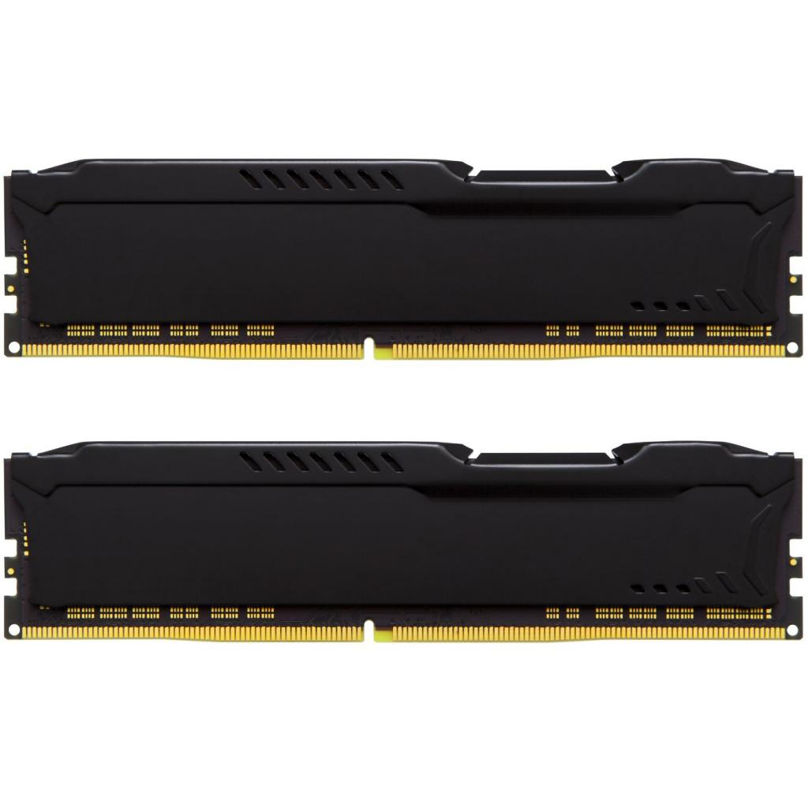 Модуль памяти для компьютера DDR4 32GB (2x16GB) 2400 MHz HyperX FURY Black Kingston (HX424C15FBK2/32) изображение 3