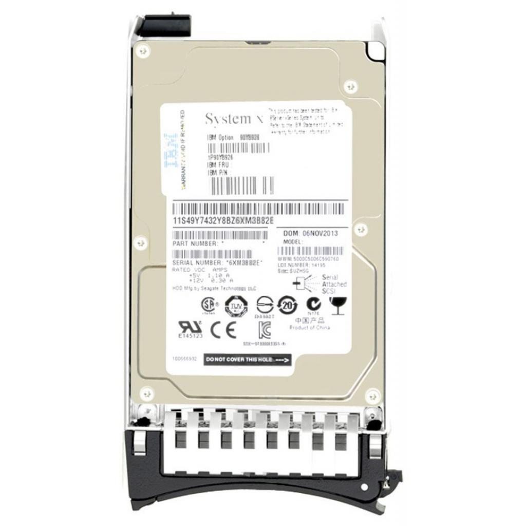 Жесткий диск для сервера IBM 900GB (00L4680)