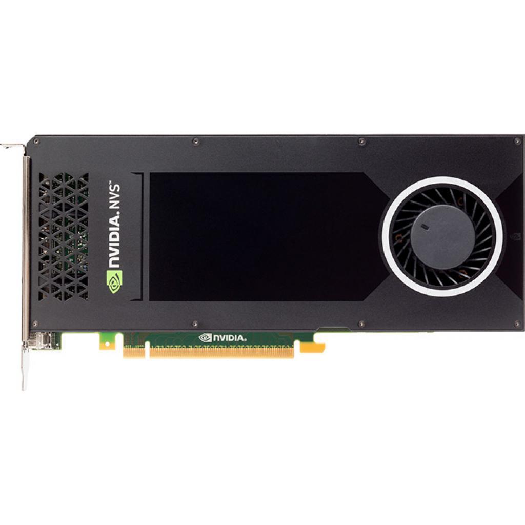 Видеокарта Quadro NVS 810 4096MB PNY (VCNVS810DVI-PB) изображение 2