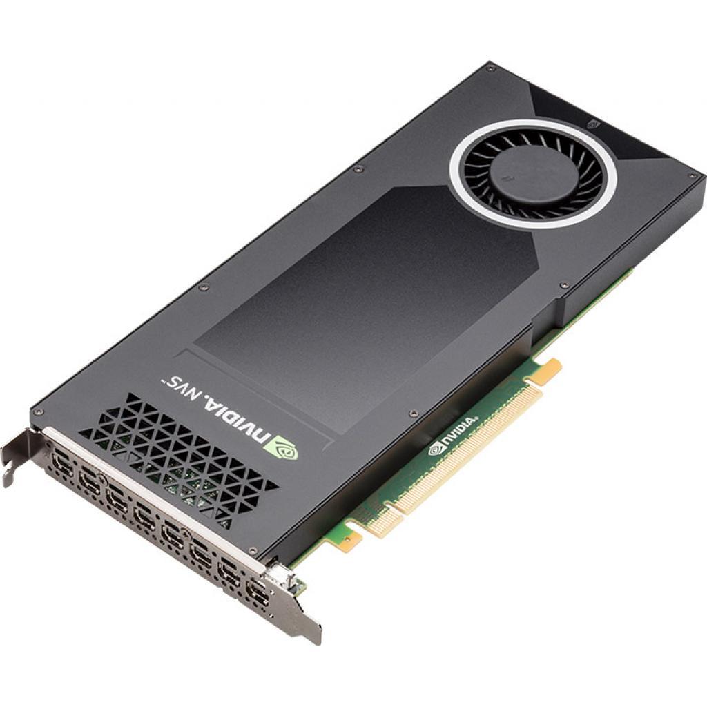 Видеокарта Quadro NVS 810 4096MB PNY (VCNVS810DVI-PB) изображение 4