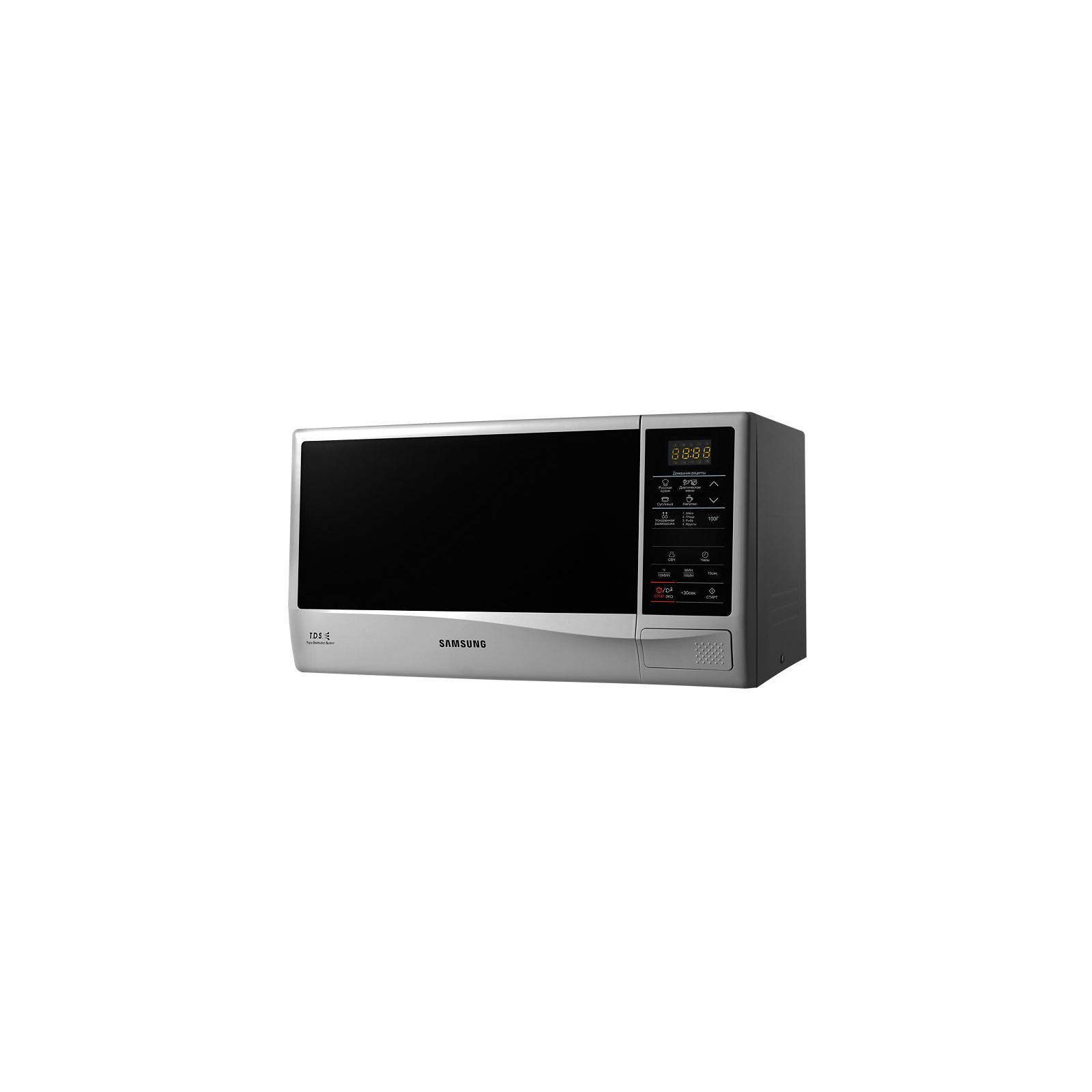 Микроволновая печь Samsung ME 83 KRS-2/BW (ME83KRS-2/BW) изображение 2