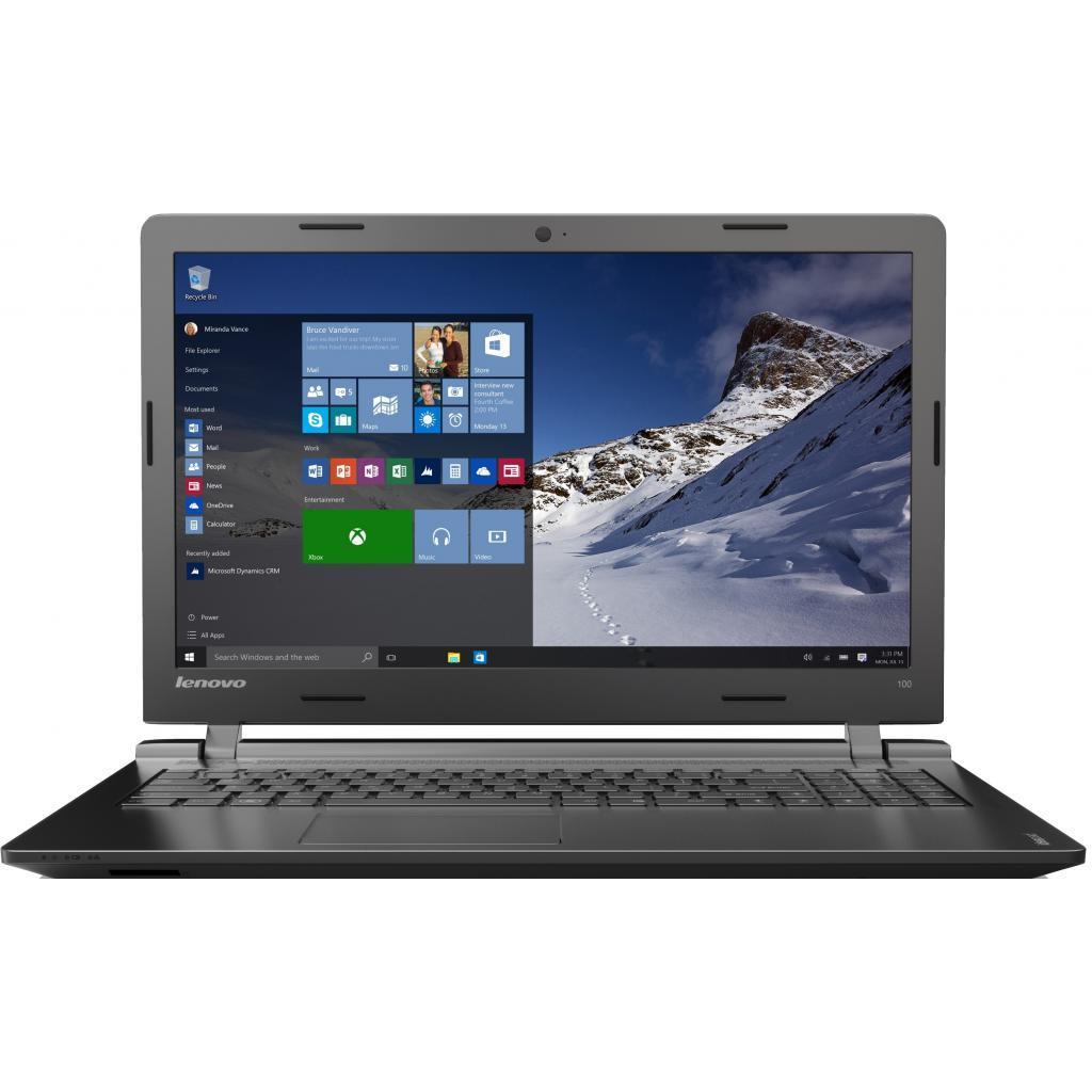 Ноутбук Lenovo IdeaPad 100-15 (80QQ01DAUA)