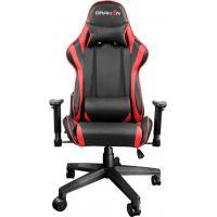 Кресло игровое Raidmax Black/Red (DK706RD)