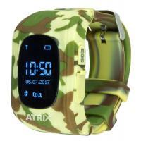 Смарт-часы ATRIX Smartwatch iQ300 GPS Camo