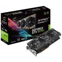 Видеокарта ASUS GeForce GTX1070 Ti 8192Mb ROG STRIX A GAMING (ROG-STRIX-GTX1070TI-A8G-GAMING)