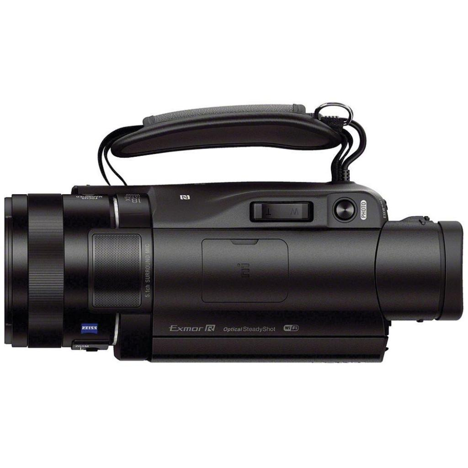 Цифровая видеокамера Sony Handycam FDR-AX700 Black (FDRAX700B.CEE) изображение 11