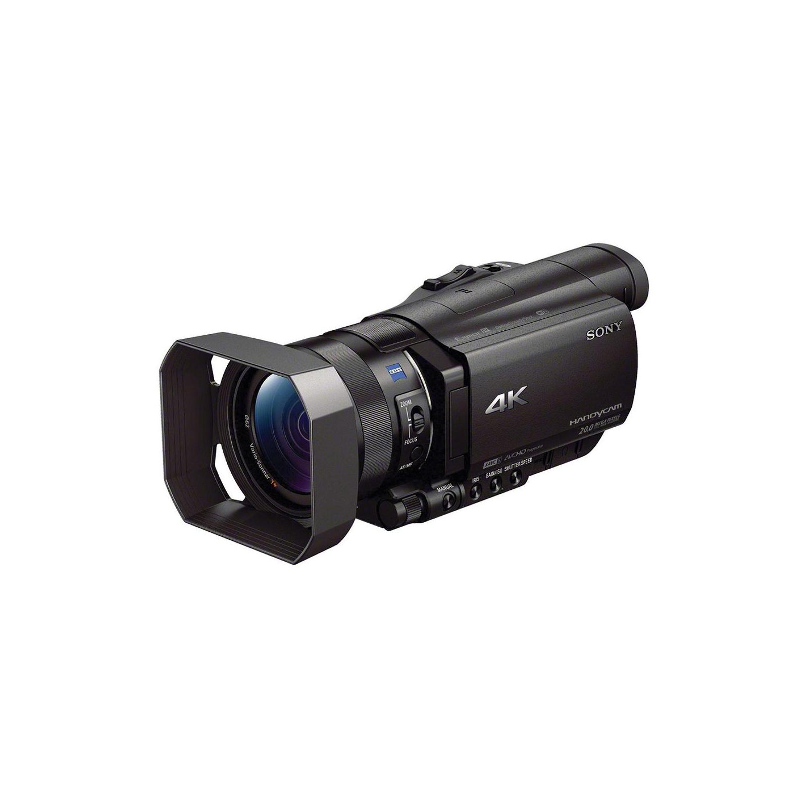 Цифровая видеокамера Sony Handycam FDR-AX700 Black (FDRAX700B.CEE) изображение 12