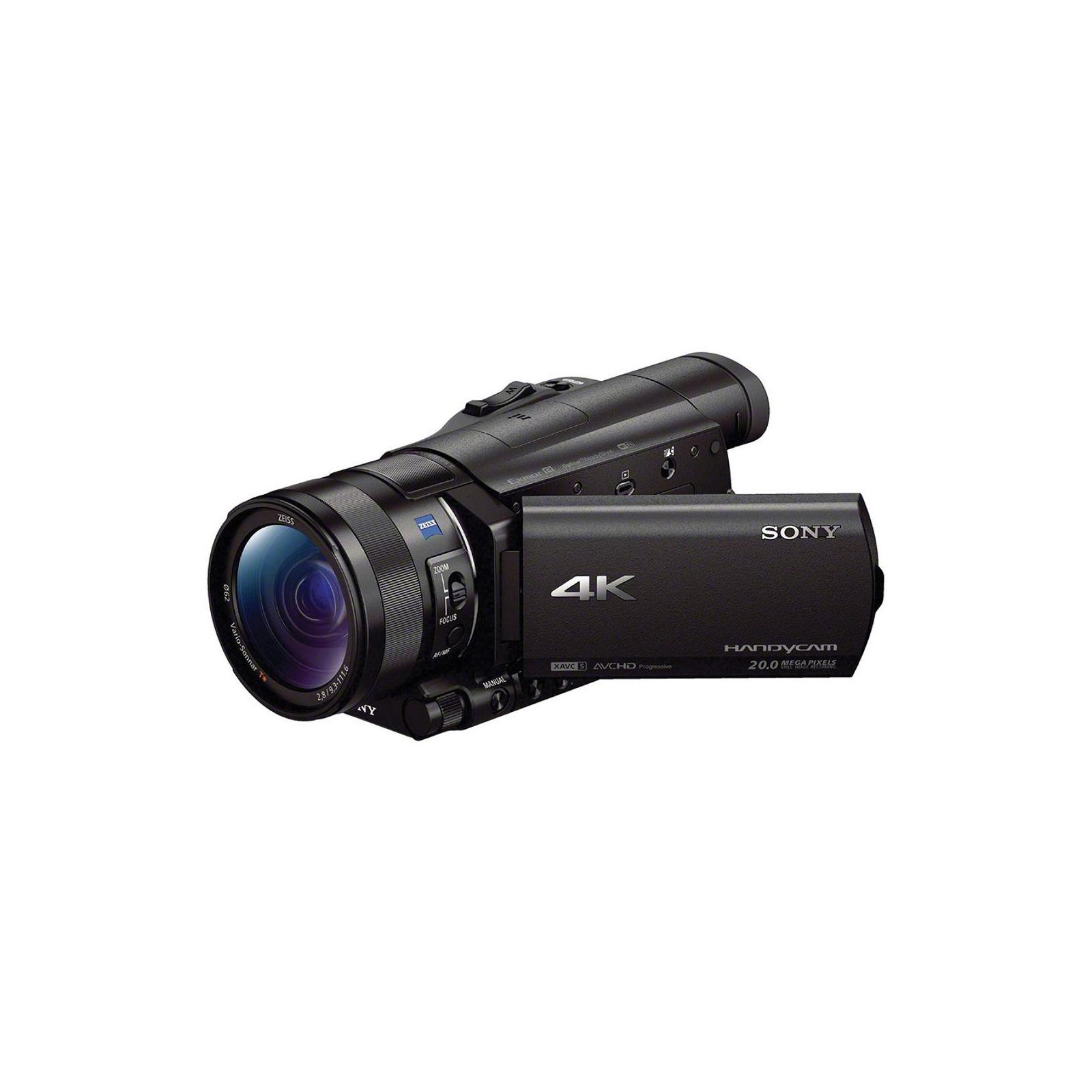 Цифровая видеокамера Sony Handycam FDR-AX700 Black (FDRAX700B.CEE) изображение 2