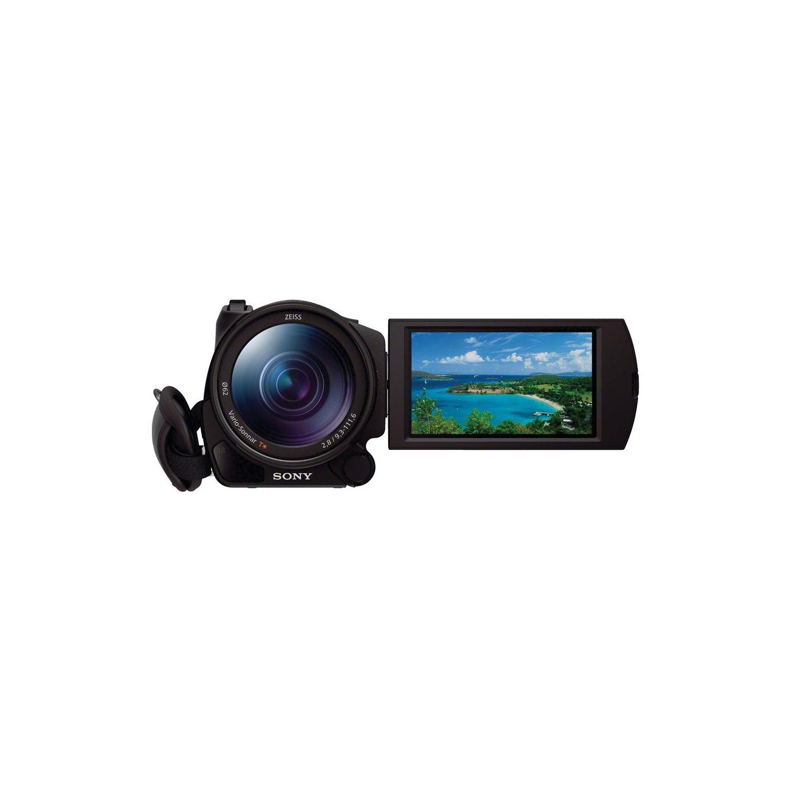 Цифровая видеокамера Sony Handycam FDR-AX700 Black (FDRAX700B.CEE) изображение 3