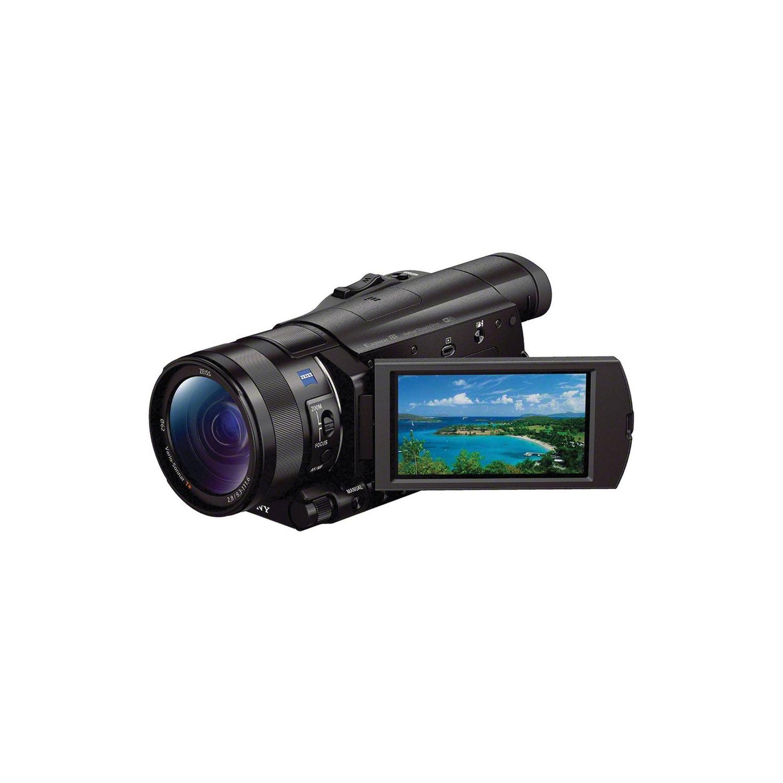 Цифровая видеокамера Sony Handycam FDR-AX700 Black (FDRAX700B.CEE) изображение 4