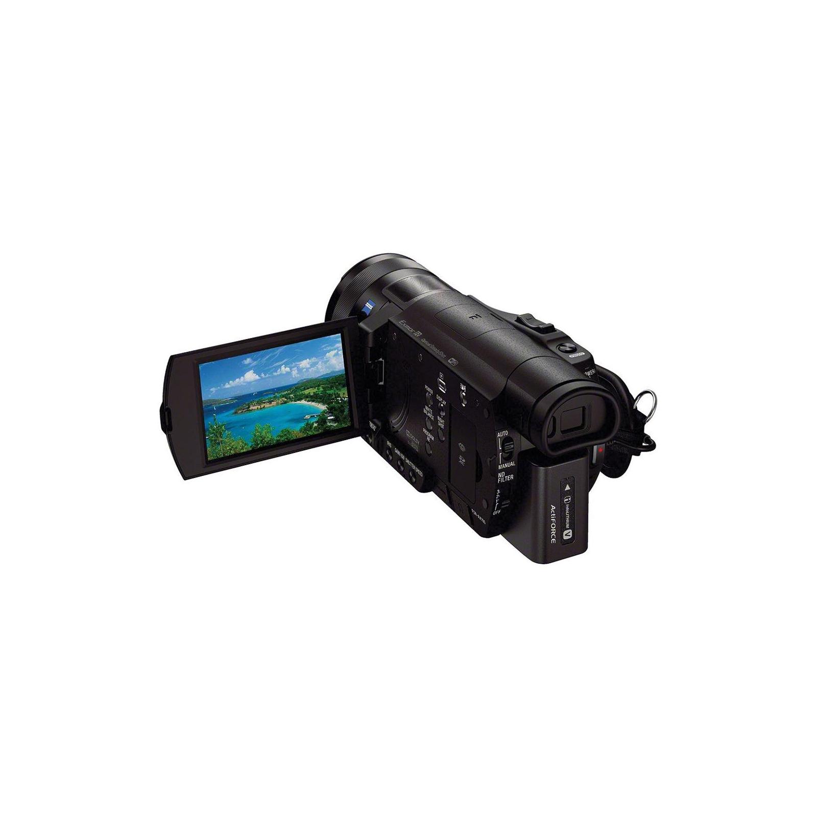 Цифровая видеокамера Sony Handycam FDR-AX700 Black (FDRAX700B.CEE) изображение 5