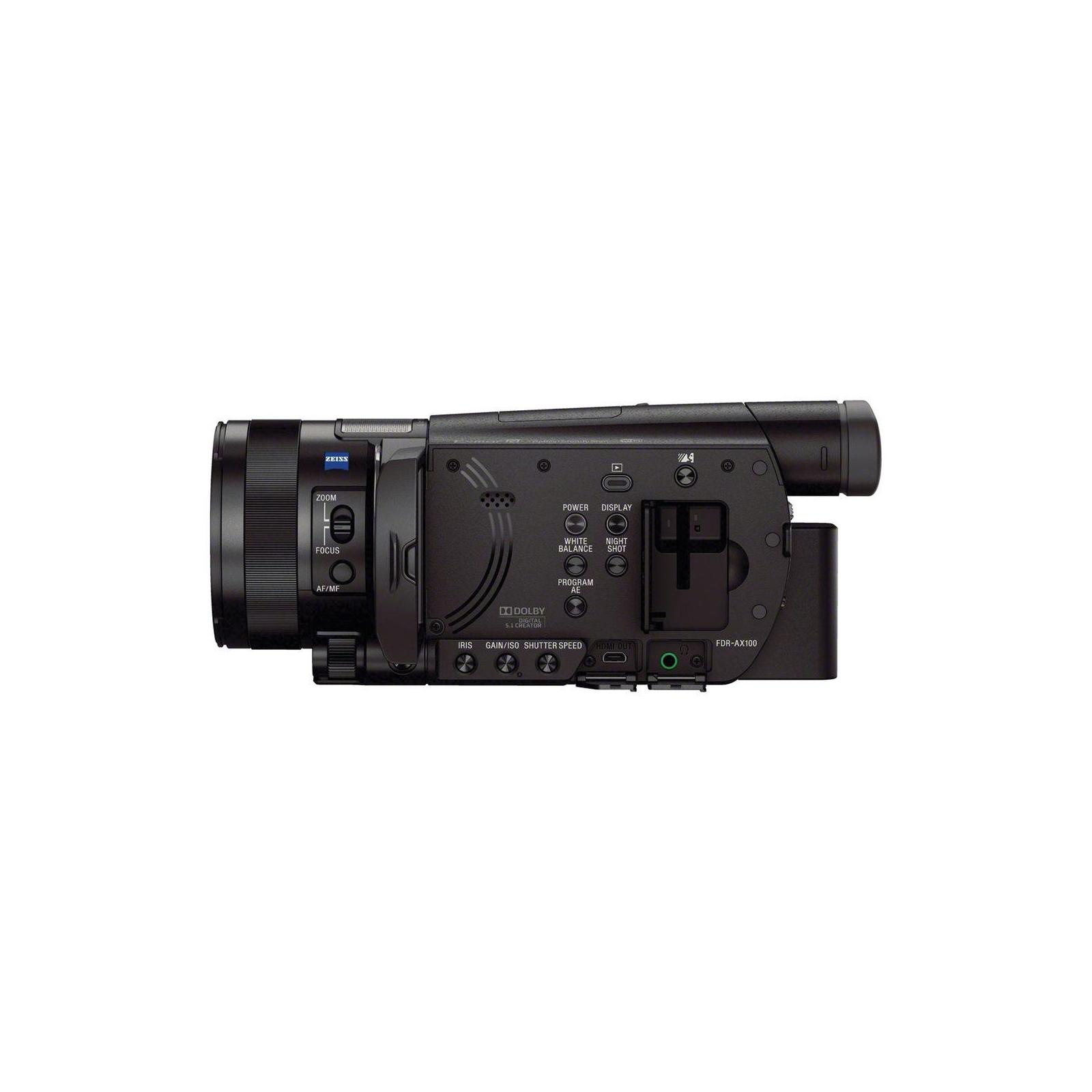 Цифровая видеокамера Sony Handycam FDR-AX700 Black (FDRAX700B.CEE) изображение 6