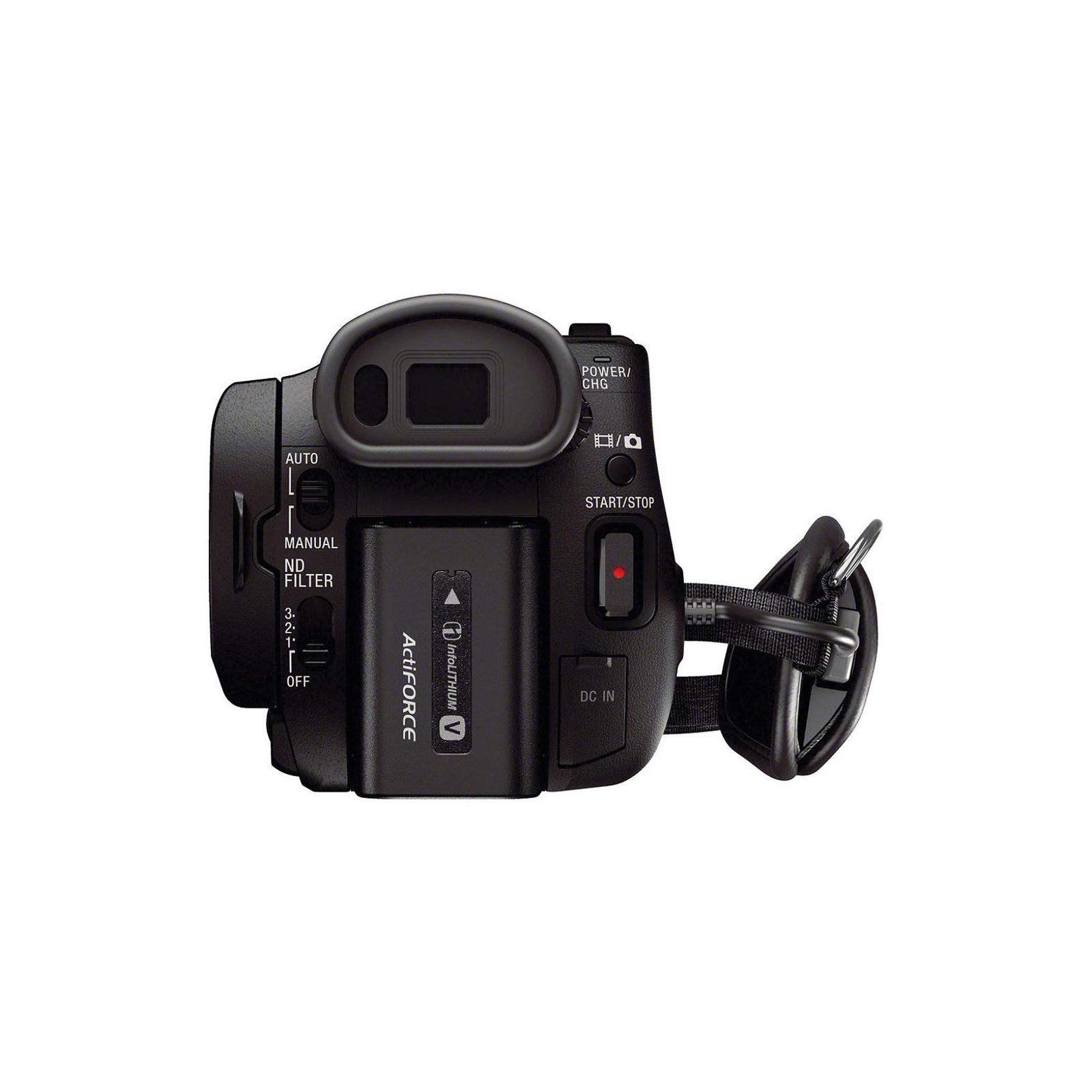 Цифровая видеокамера Sony Handycam FDR-AX700 Black (FDRAX700B.CEE) изображение 7