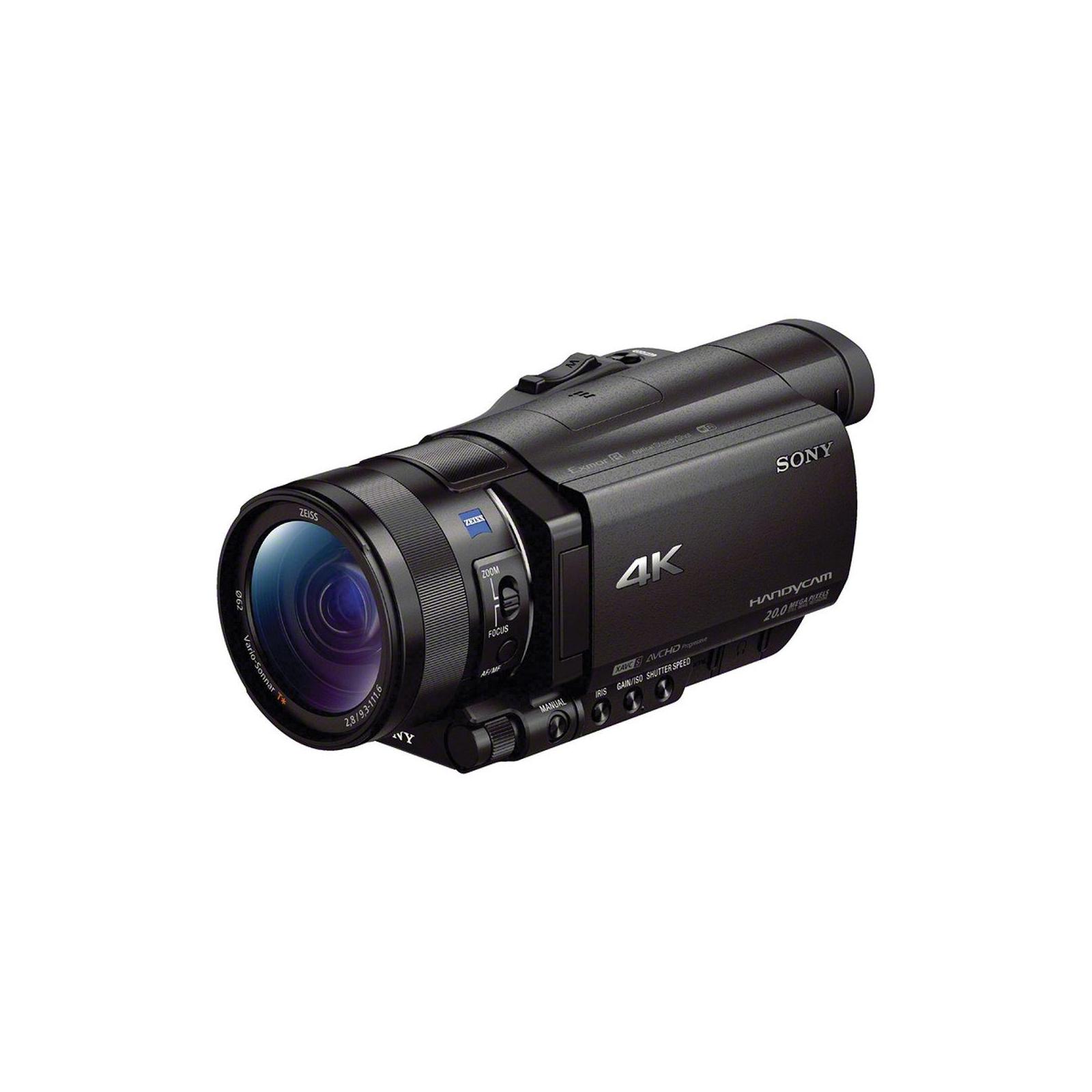 Цифровая видеокамера Sony Handycam FDR-AX700 Black (FDRAX700B.CEE)
