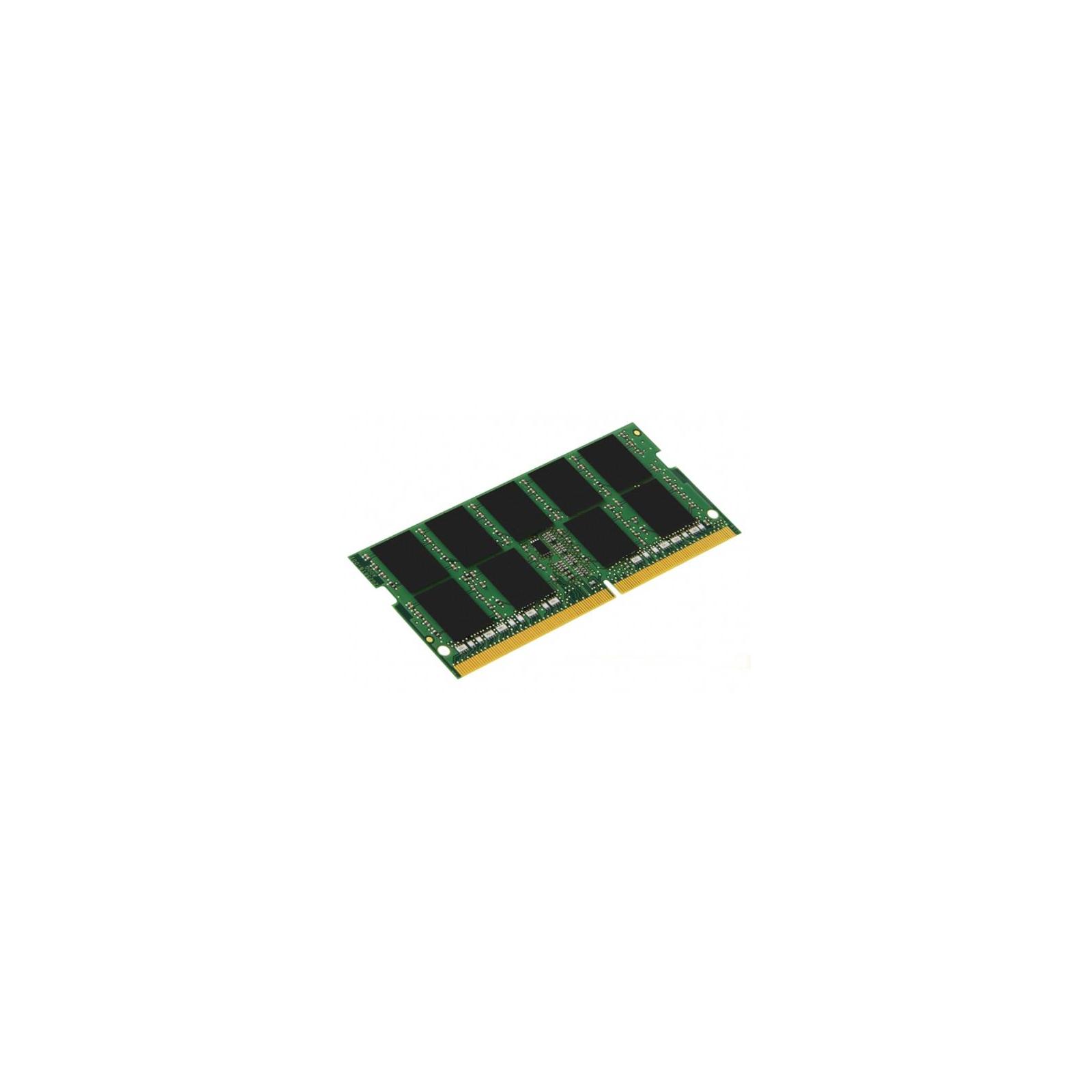 Модуль памяти для ноутбука SoDIMM DDR4 8GB 2400 MHz Kingston (KCP424SS8/8) изображение 2