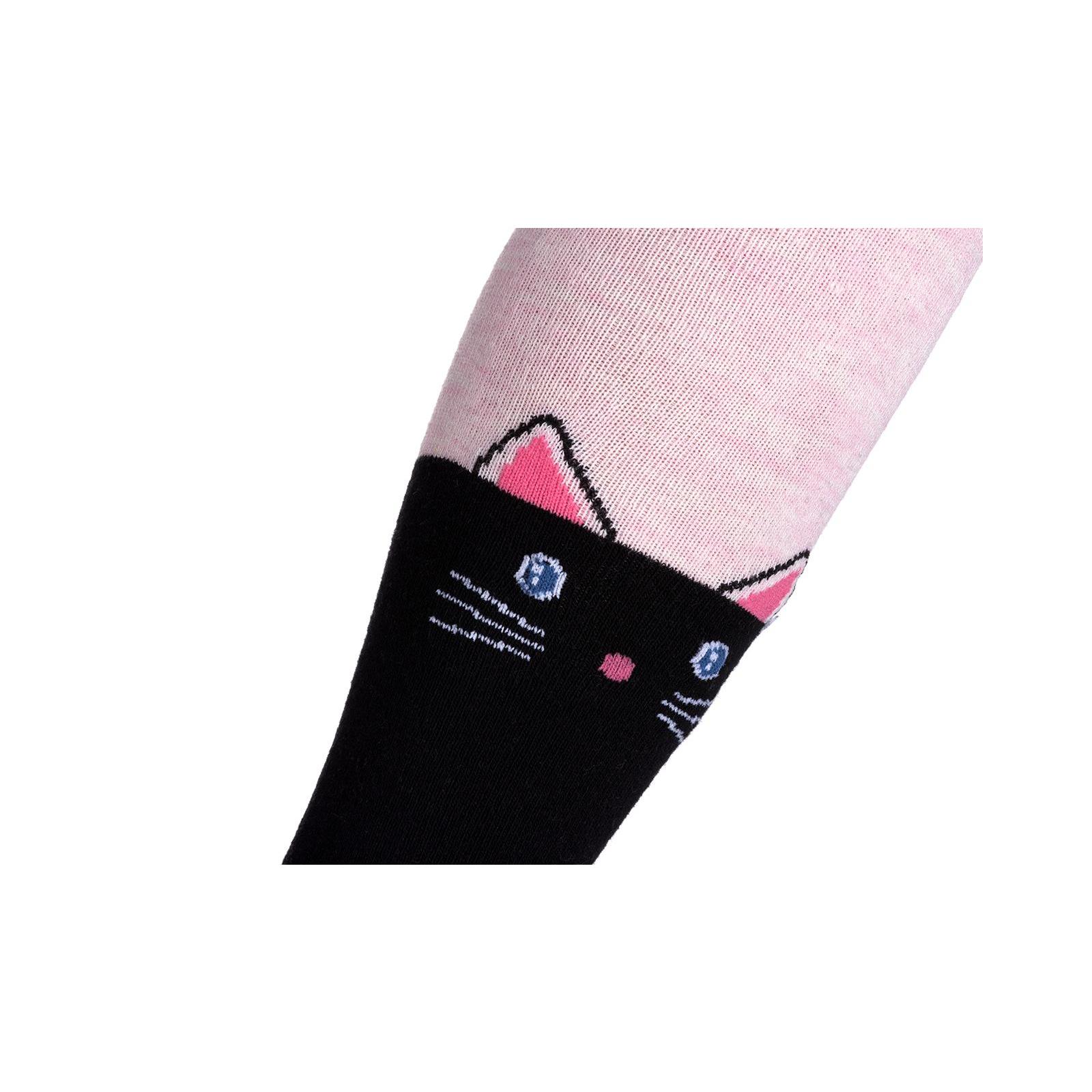 Колготки UCS Socks с котиками (M0C0301-1196-110G-pink) изображение 4
