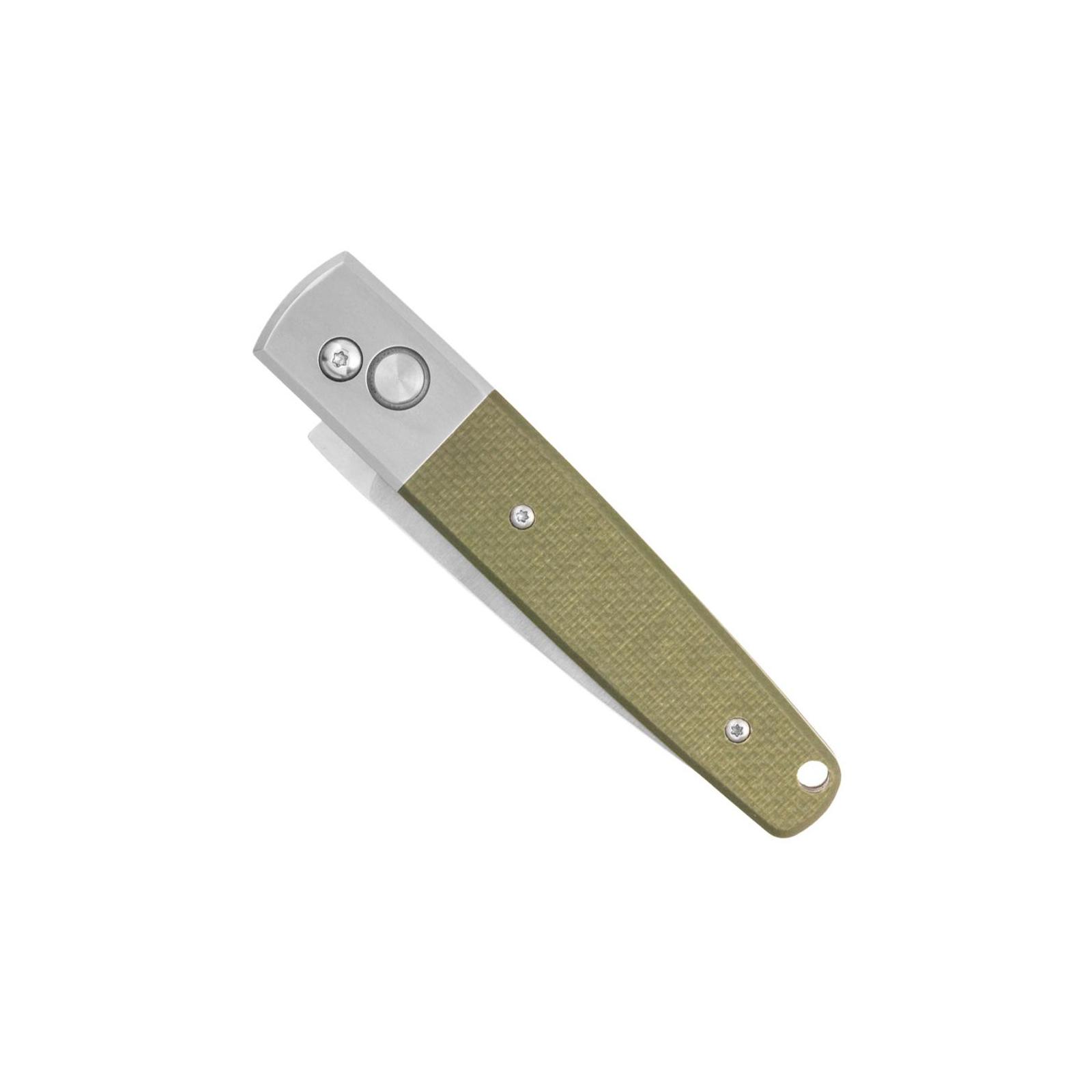 Нож Ganzo G7211 зеленый (G7211-GR) изображение 3