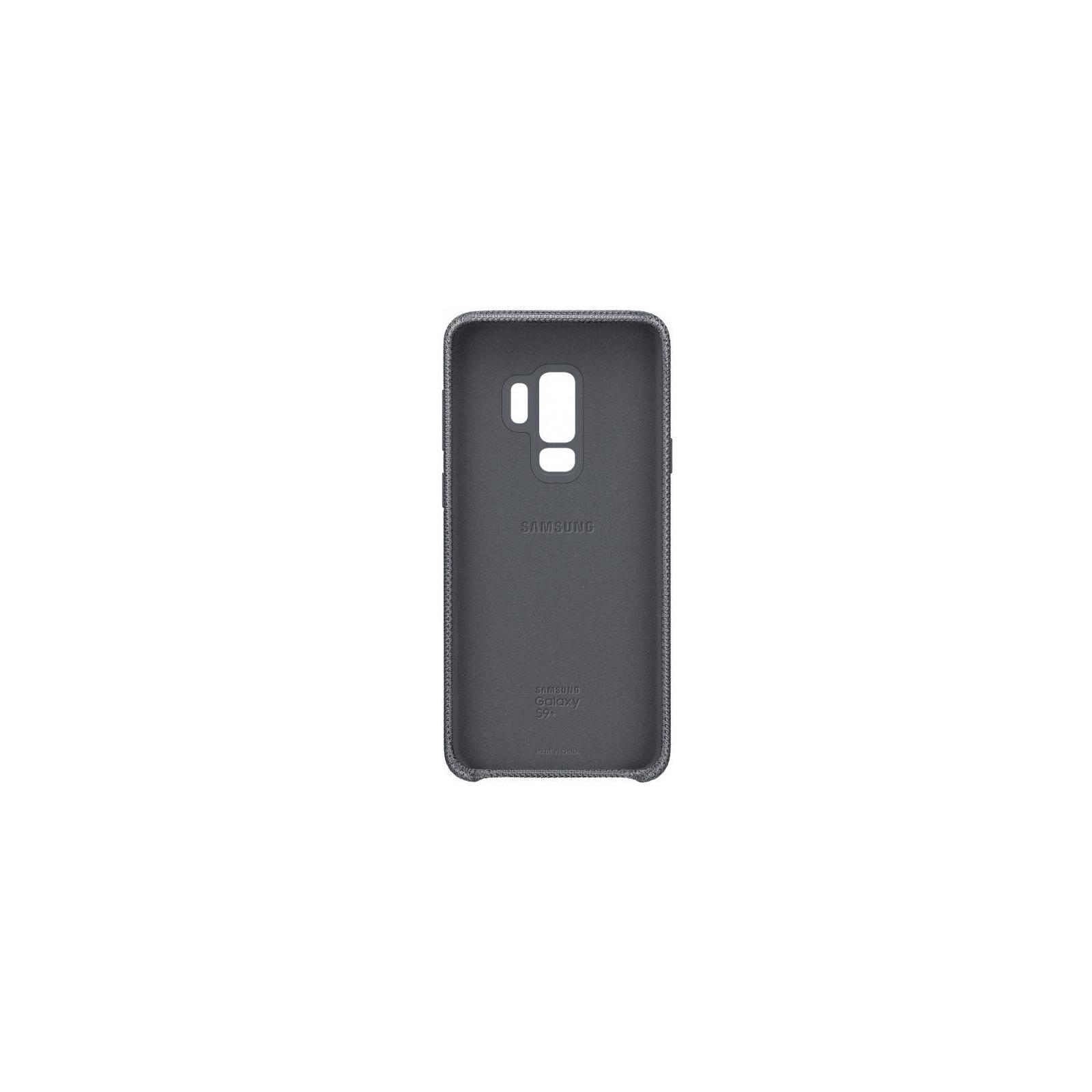 Чехол для моб. телефона Samsung для Galaxy S9+ (G965) Hyperknit Cover Grey (EF-GG965FJEGRU) изображение 2