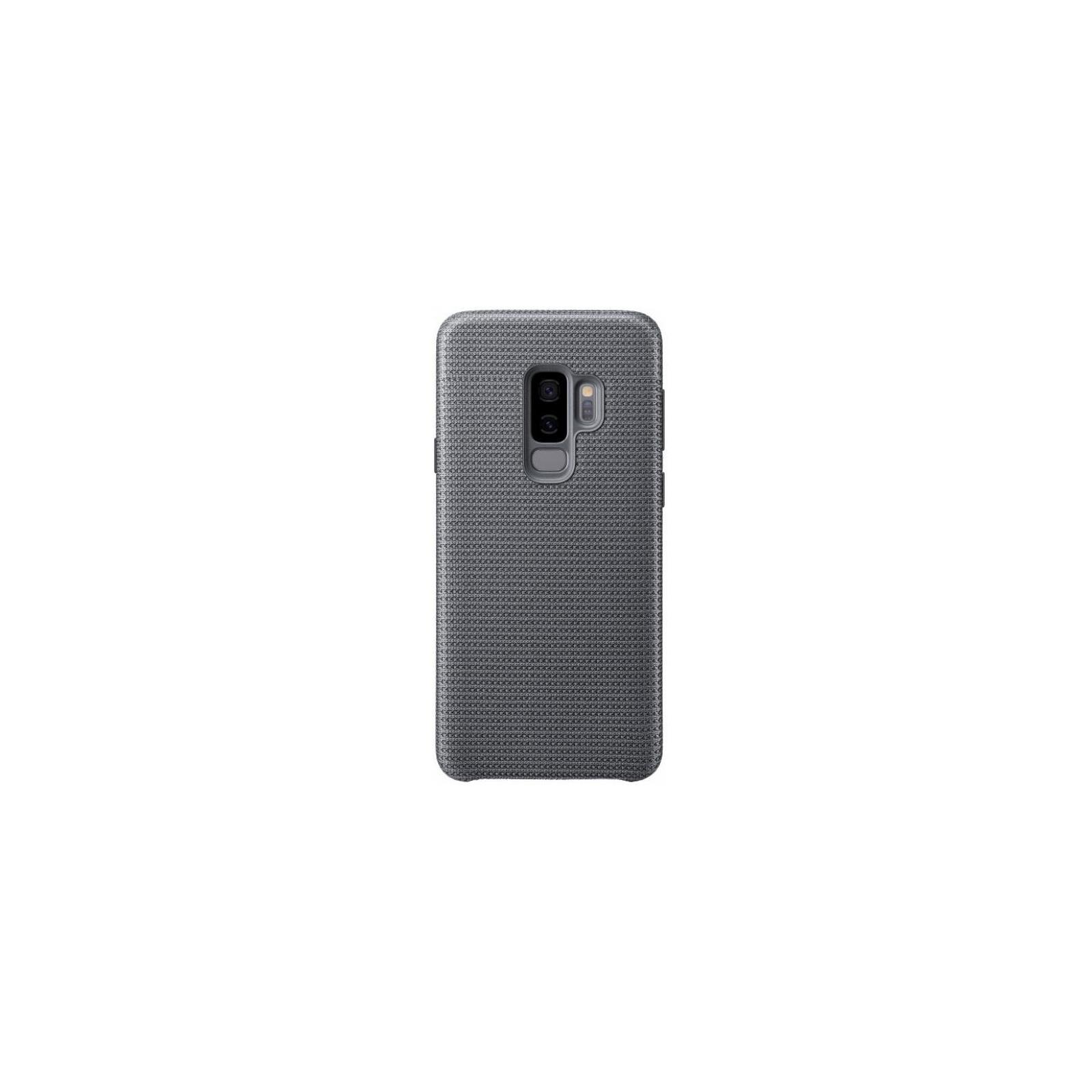 Чехол для моб. телефона Samsung для Galaxy S9+ (G965) Hyperknit Cover Grey (EF-GG965FJEGRU) изображение 3