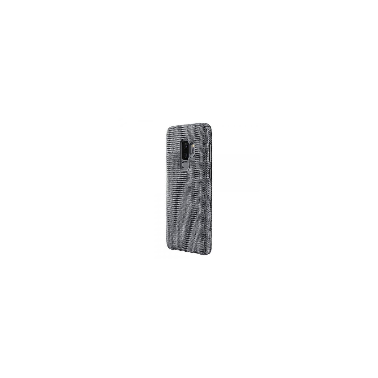 Чехол для моб. телефона Samsung для Galaxy S9+ (G965) Hyperknit Cover Grey (EF-GG965FJEGRU) изображение 4