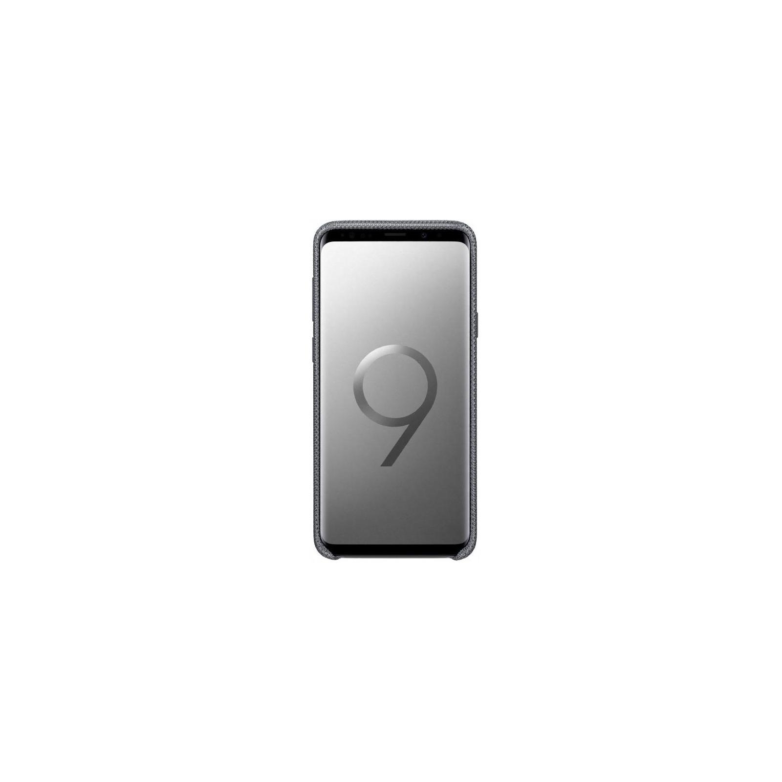 Чехол для моб. телефона Samsung для Galaxy S9+ (G965) Hyperknit Cover Grey (EF-GG965FJEGRU) изображение 5
