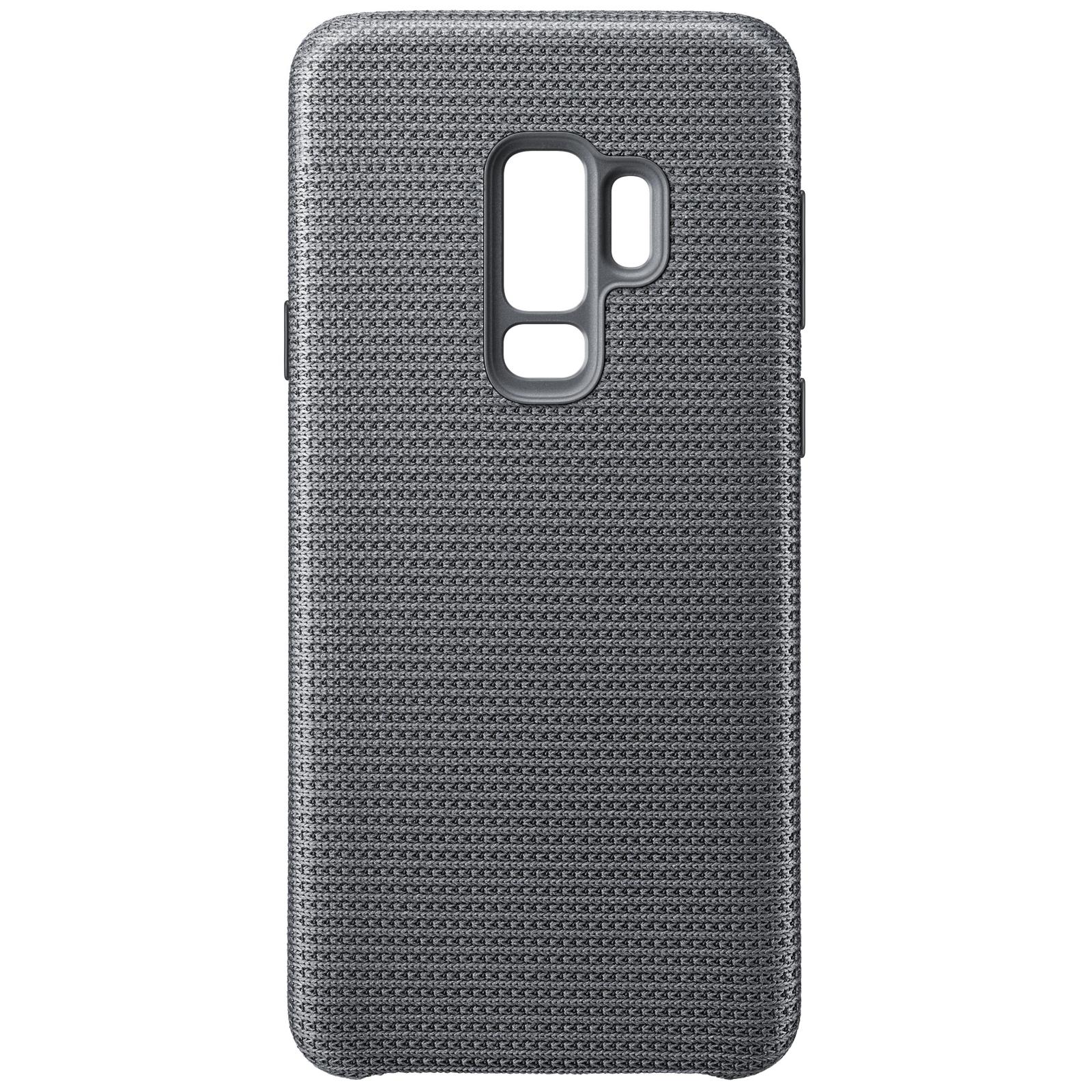 Чехол для моб. телефона Samsung для Galaxy S9+ (G965) Hyperknit Cover Grey (EF-GG965FJEGRU)