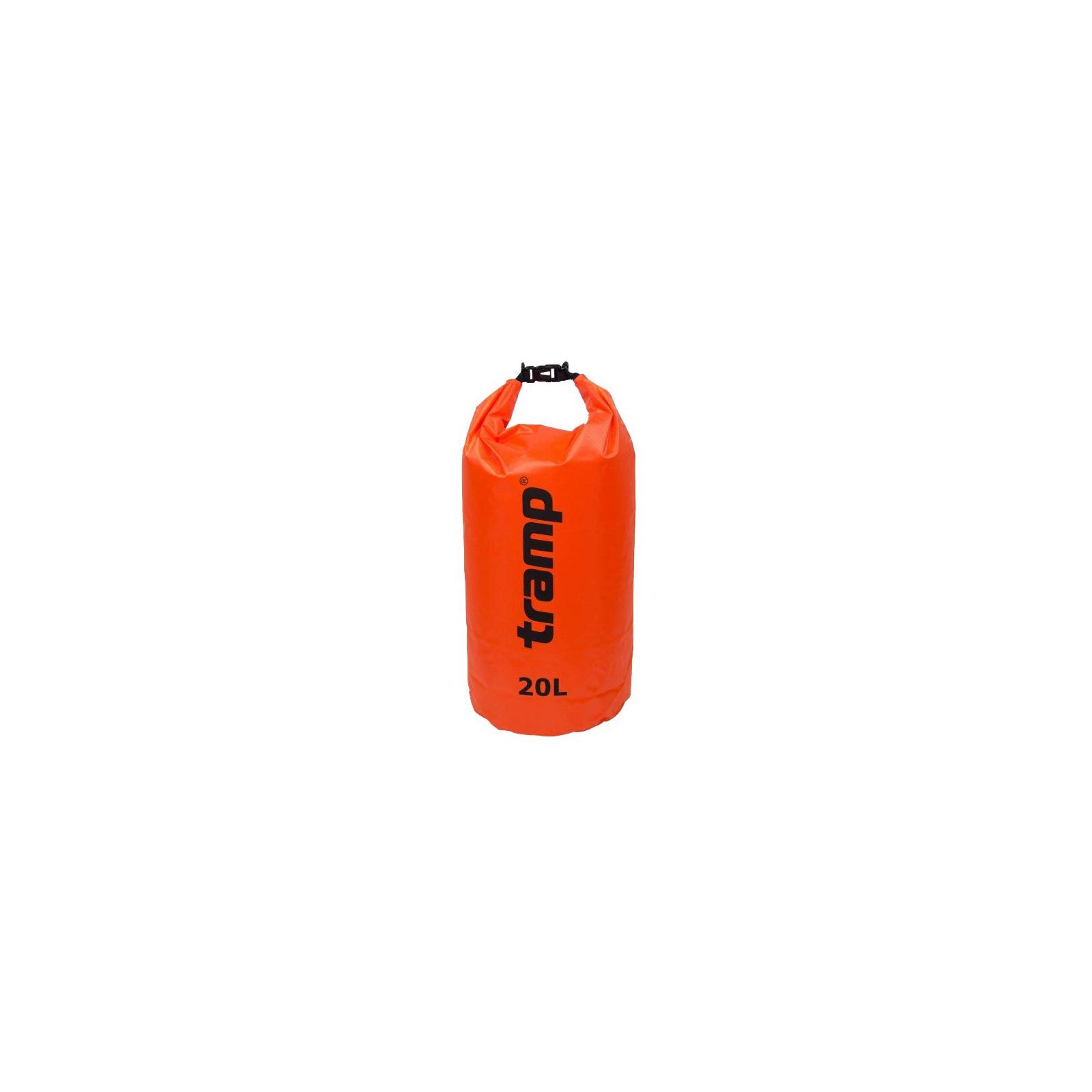 Гермомешок Tramp PVC Diamond Rip-Stop оранжевый 20л (TRA-113-orange)