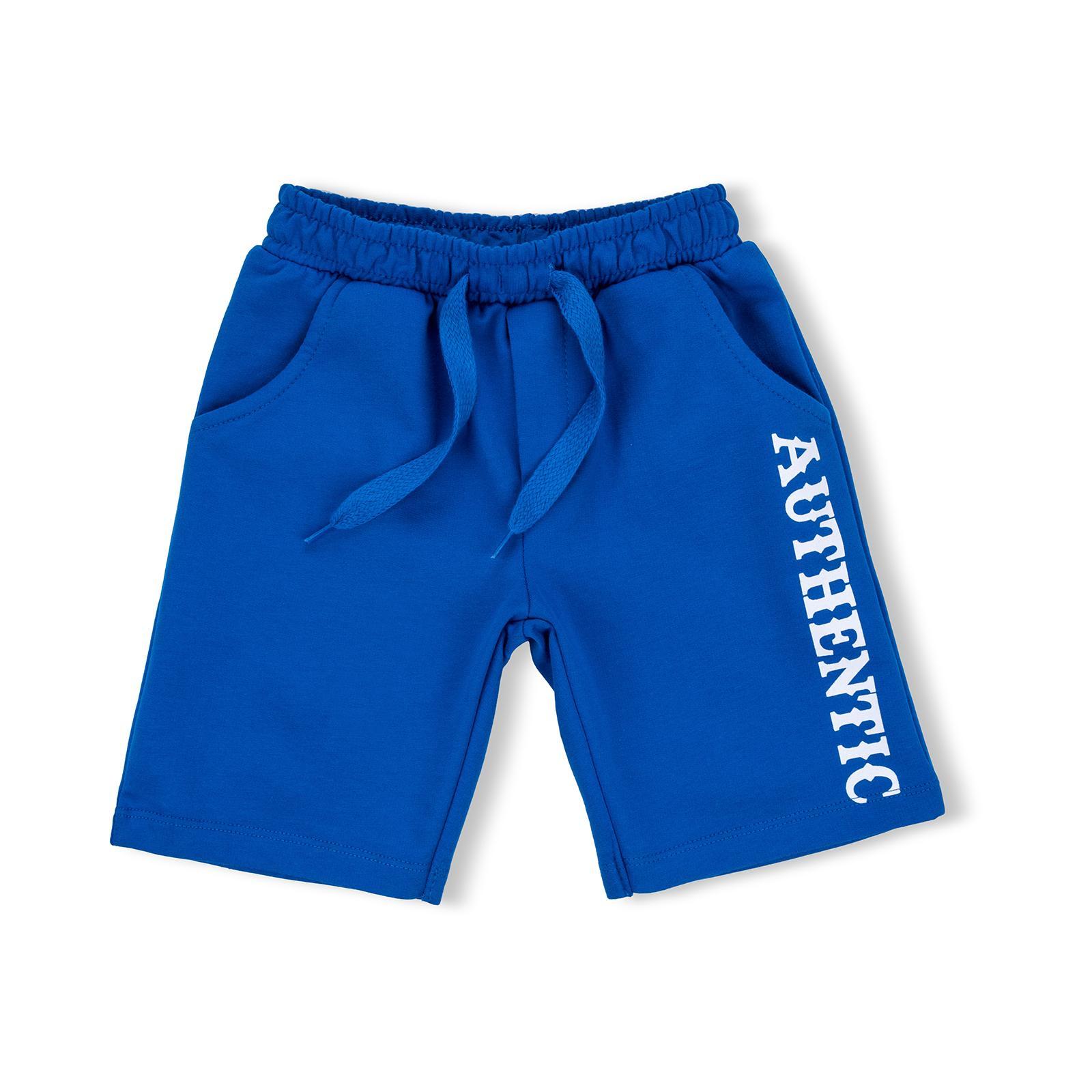 """Футболка детская Breeze с шортами """"AUTHENTIC"""" (10583-92B-blue) изображение 3"""
