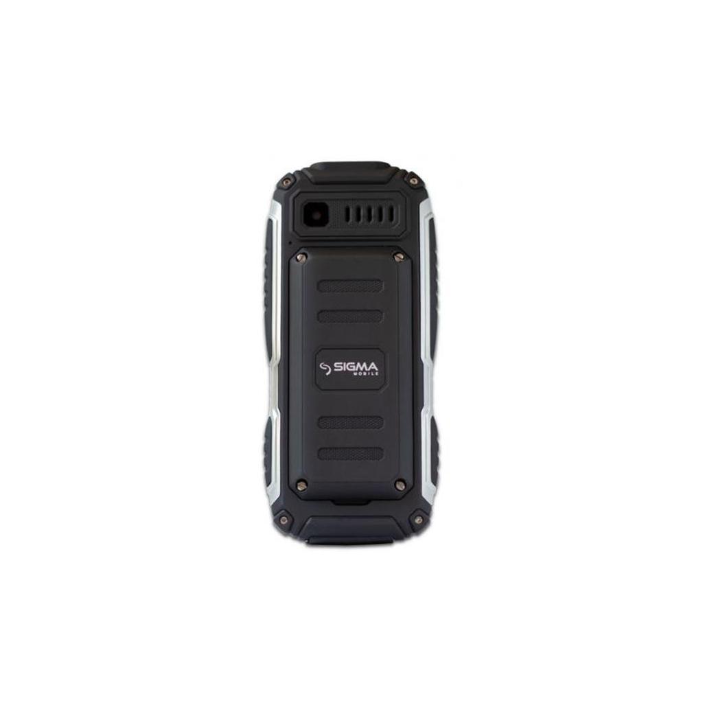 Мобильный телефон Sigma X-treme PT68 (4400mAh) Black (4827798855515) изображение 2