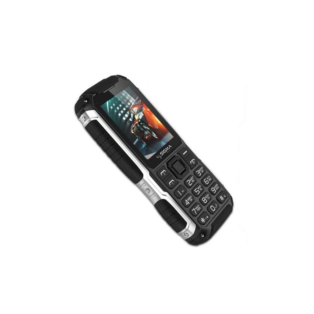Мобильный телефон Sigma X-treme PT68 (4400mAh) Black (4827798855515) изображение 7