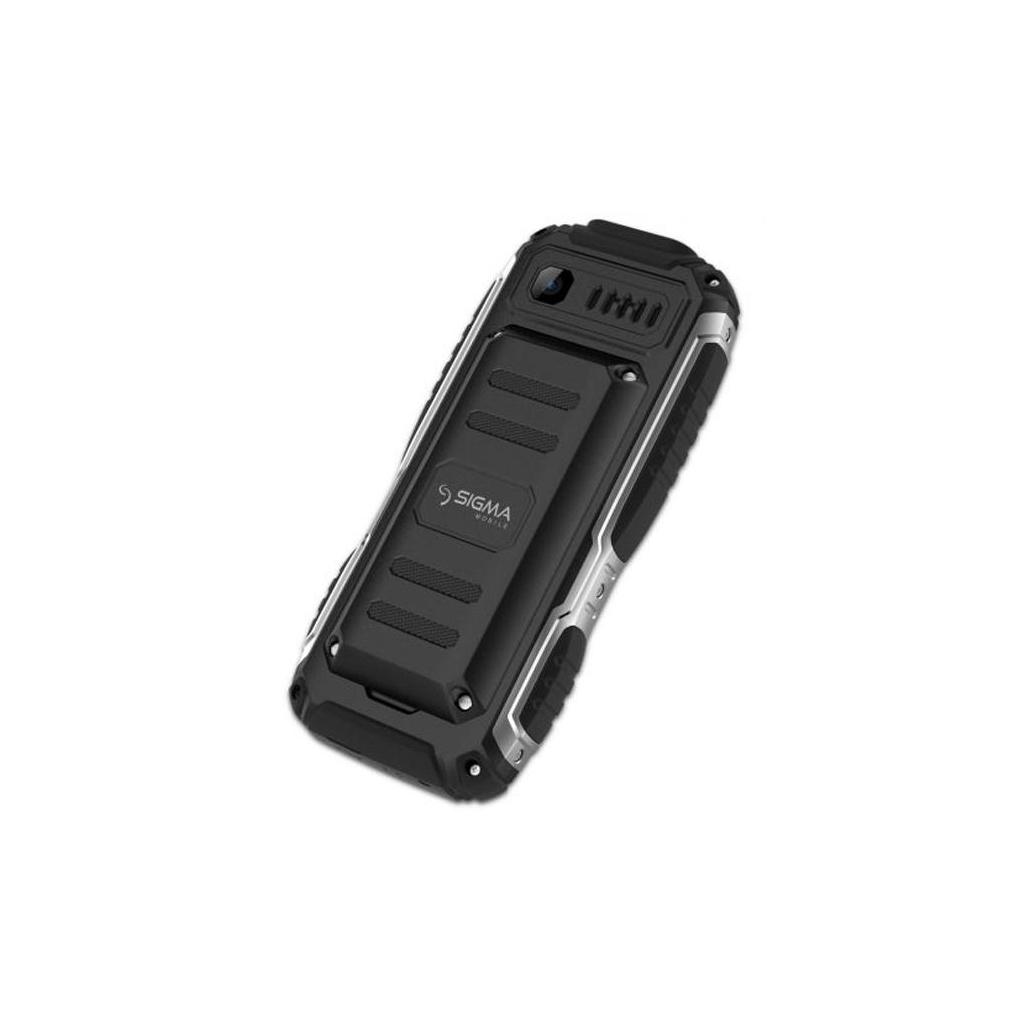Мобильный телефон Sigma X-treme PT68 (4400mAh) Black (4827798855515) изображение 8