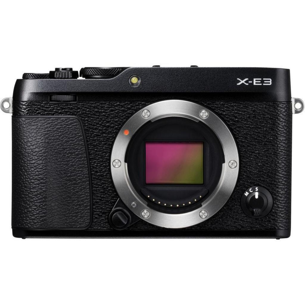 Цифровой фотоаппарат Fujifilm X-E3 + XF 18-55mm F2.8-4R Kit Black (16558853) изображение 10