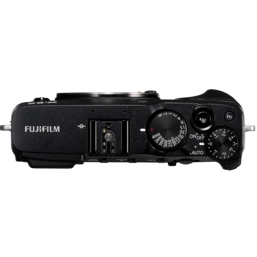 Цифровой фотоаппарат Fujifilm X-E3 + XF 18-55mm F2.8-4R Kit Black (16558853) изображение 3