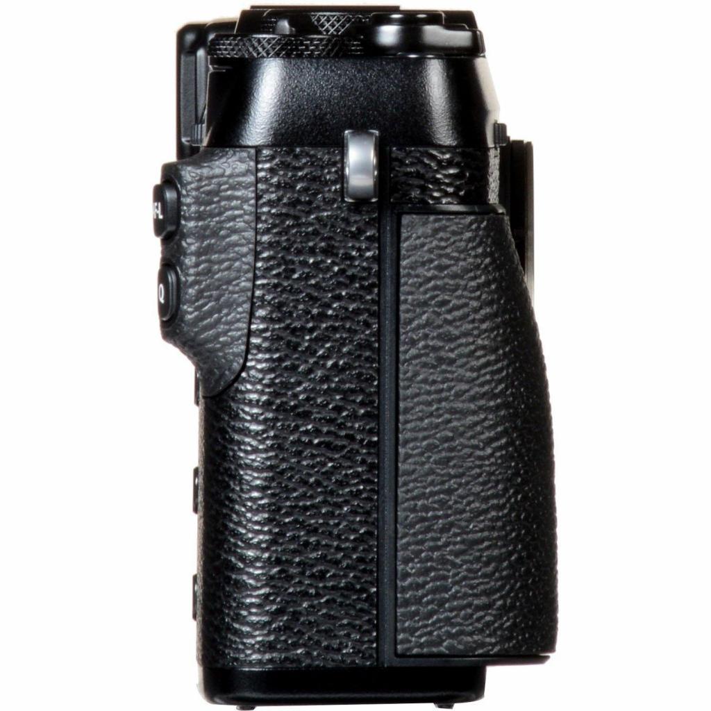 Цифровой фотоаппарат Fujifilm X-E3 + XF 18-55mm F2.8-4R Kit Black (16558853) изображение 5