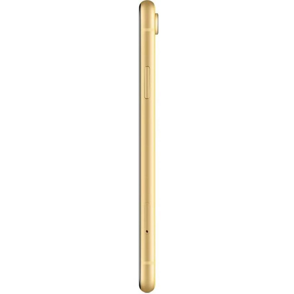 Мобильный телефон Apple iPhone XR 128Gb Yellow (MRYF2FS/A) изображение 3
