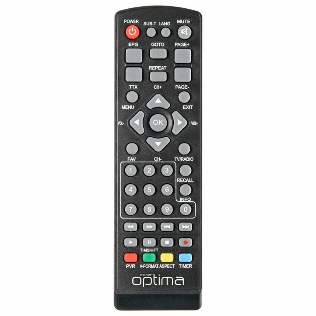 ТВ тюнер Optima DVB-T2 T-701 (70412) изображение 7