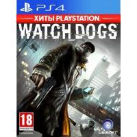 Гра SONY Watch Dogs (Хіти PlayStation) [PS4, Russian version] (8112639)