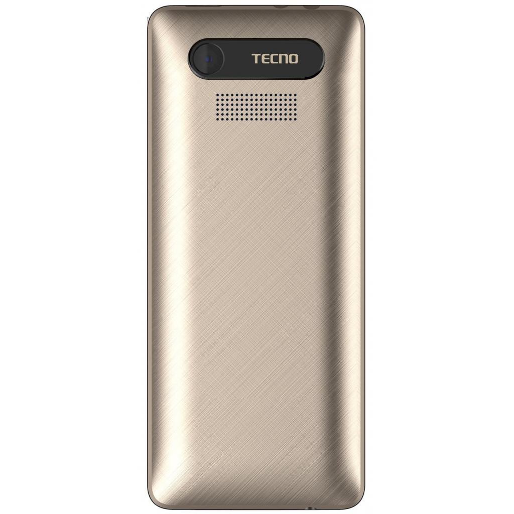 Мобильный телефон TECNO T349 Champagne Gold (4895180712401)