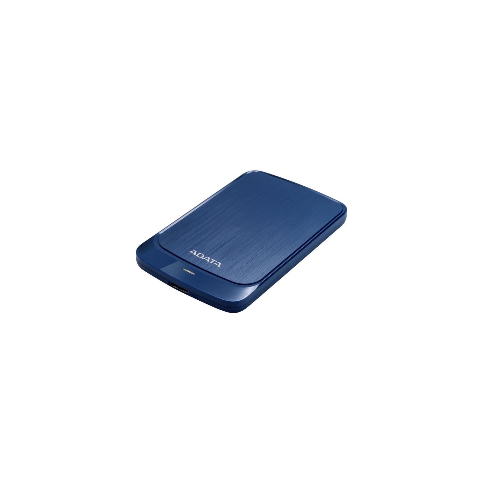 """Внешний жесткий диск 2.5"""" 2TB ADATA (AHV320-2TU31-CBL) изображение 3"""