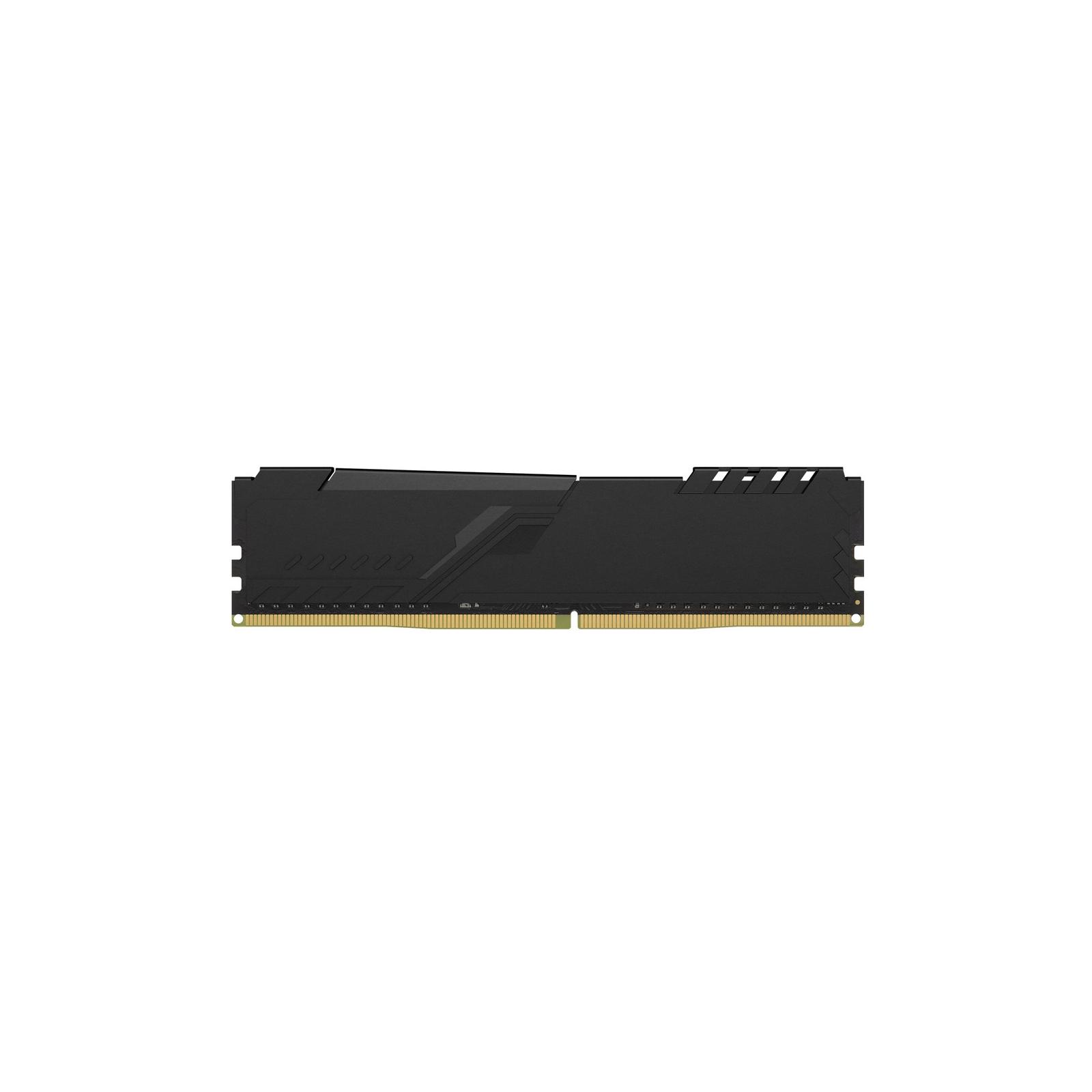 Модуль пам'яті для комп'ютера DDR4 8GB 2400 MHz HyperX FURY Black Kingston (HX424C15FB3/8) зображення 4