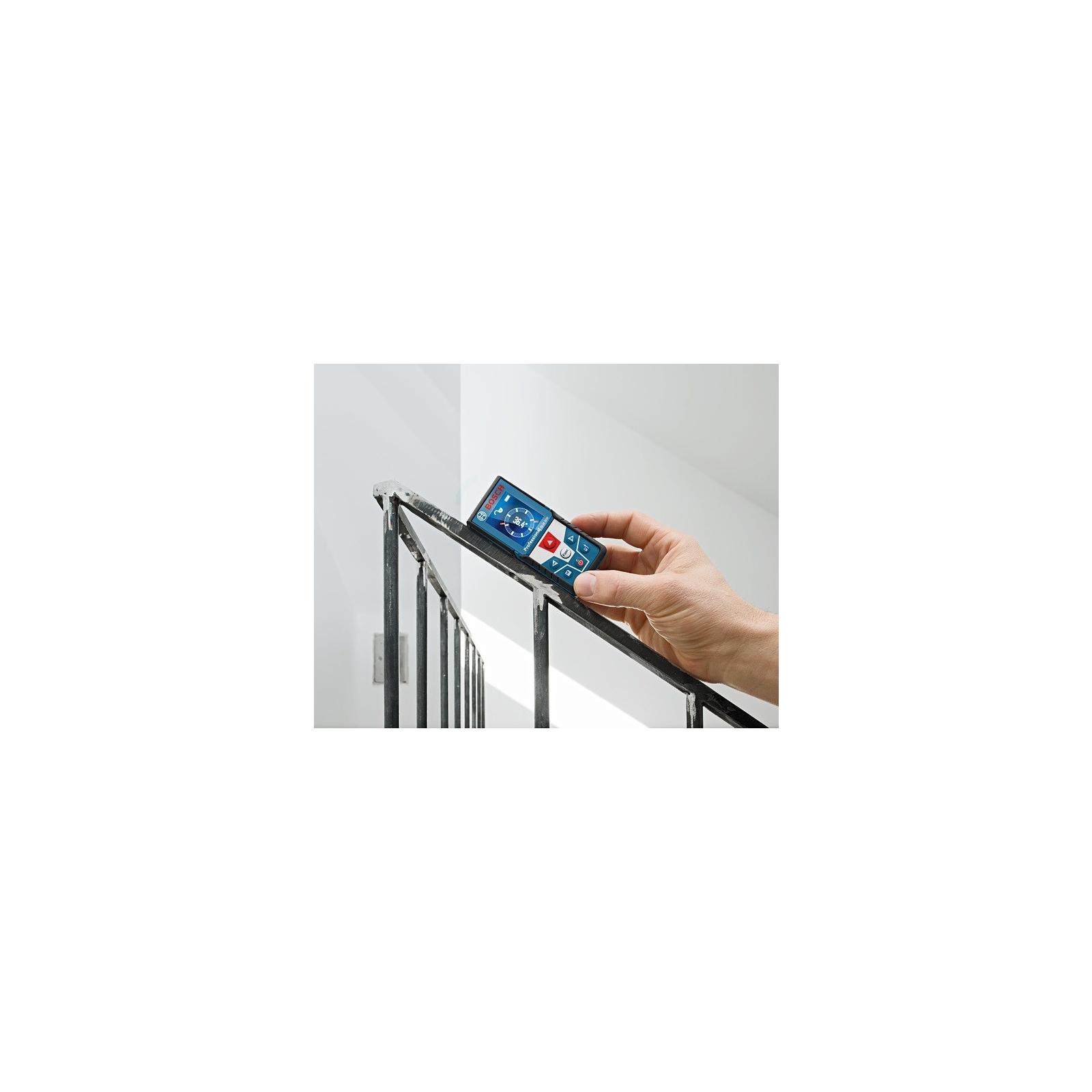 Дальномер Bosch GLM 500 лазерний, 50м, ±1.5мм (0.601.072.H00) изображение 3