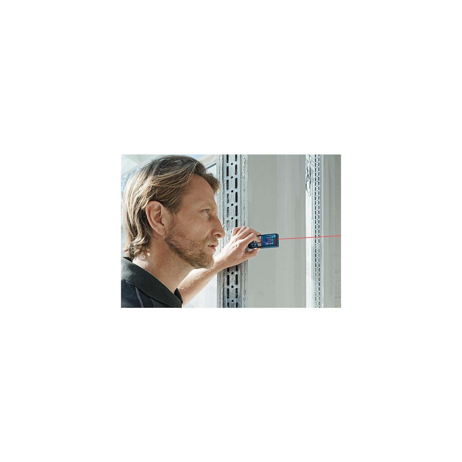 Дальномер Bosch GLM 500 лазерний, 50м, ±1.5мм (0.601.072.H00) изображение 6