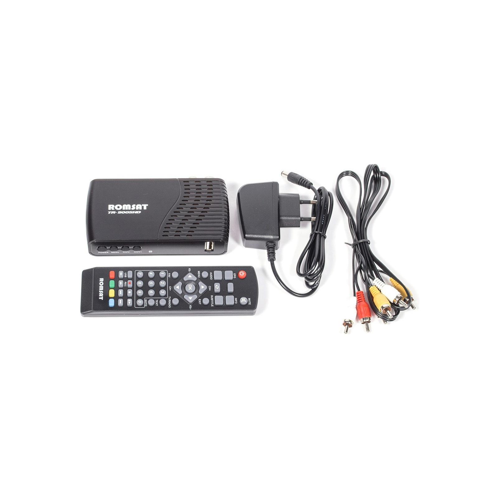 ТВ тюнер Romsat TR-9005HD, chip set MSD7T01 (TR-9005HD) зображення 6