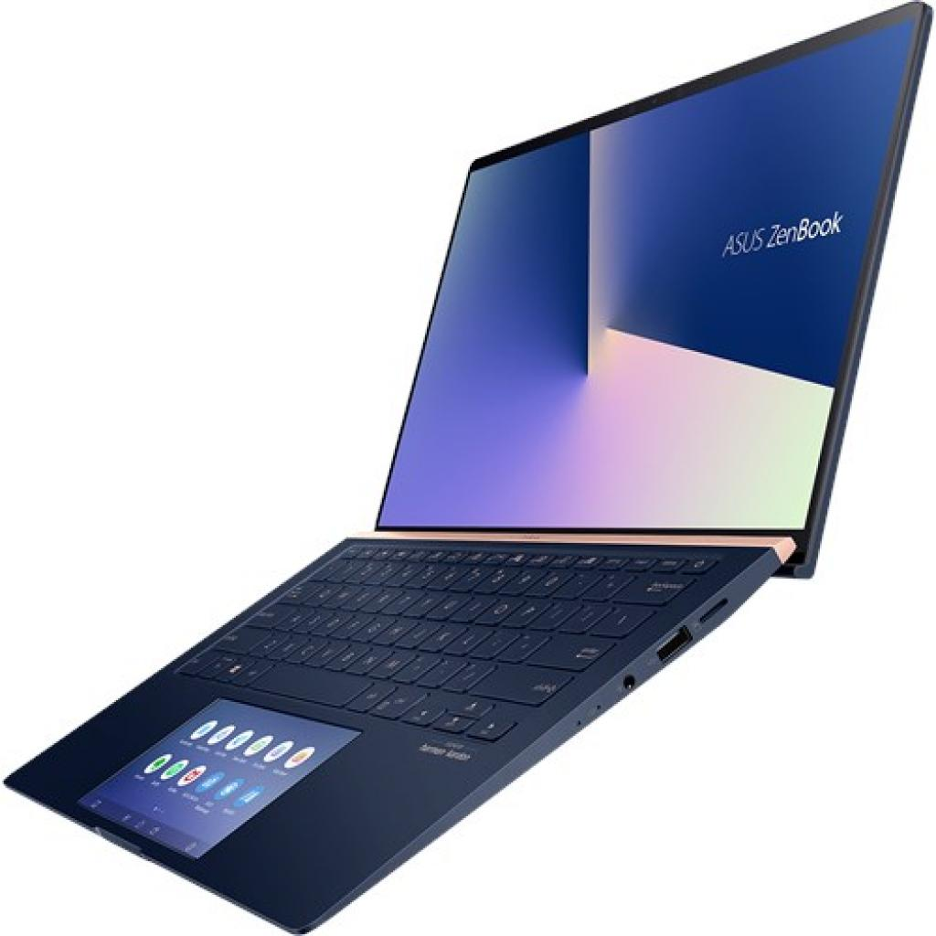 Ноутбук ASUS ZenBook UX434FL-AI114T (90NB0MP3-M10730) зображення 4