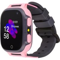 Смарт-часы Discovery iQ3600 Camera LED Light Pink Детские смарт часы-телефон трек (iQ3600 Pink)