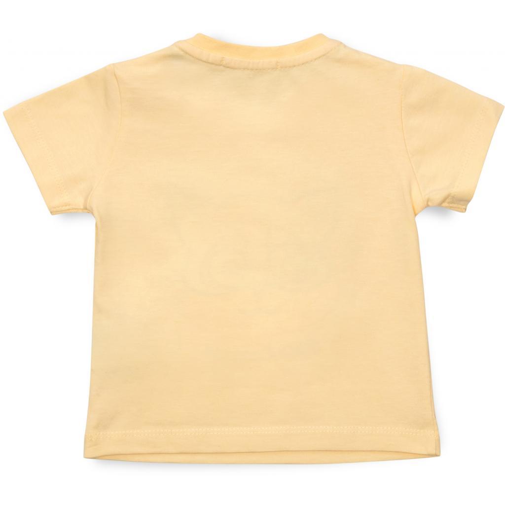 Набор детской одежды Breeze с енотом (15775-74B-yellow) изображение 5