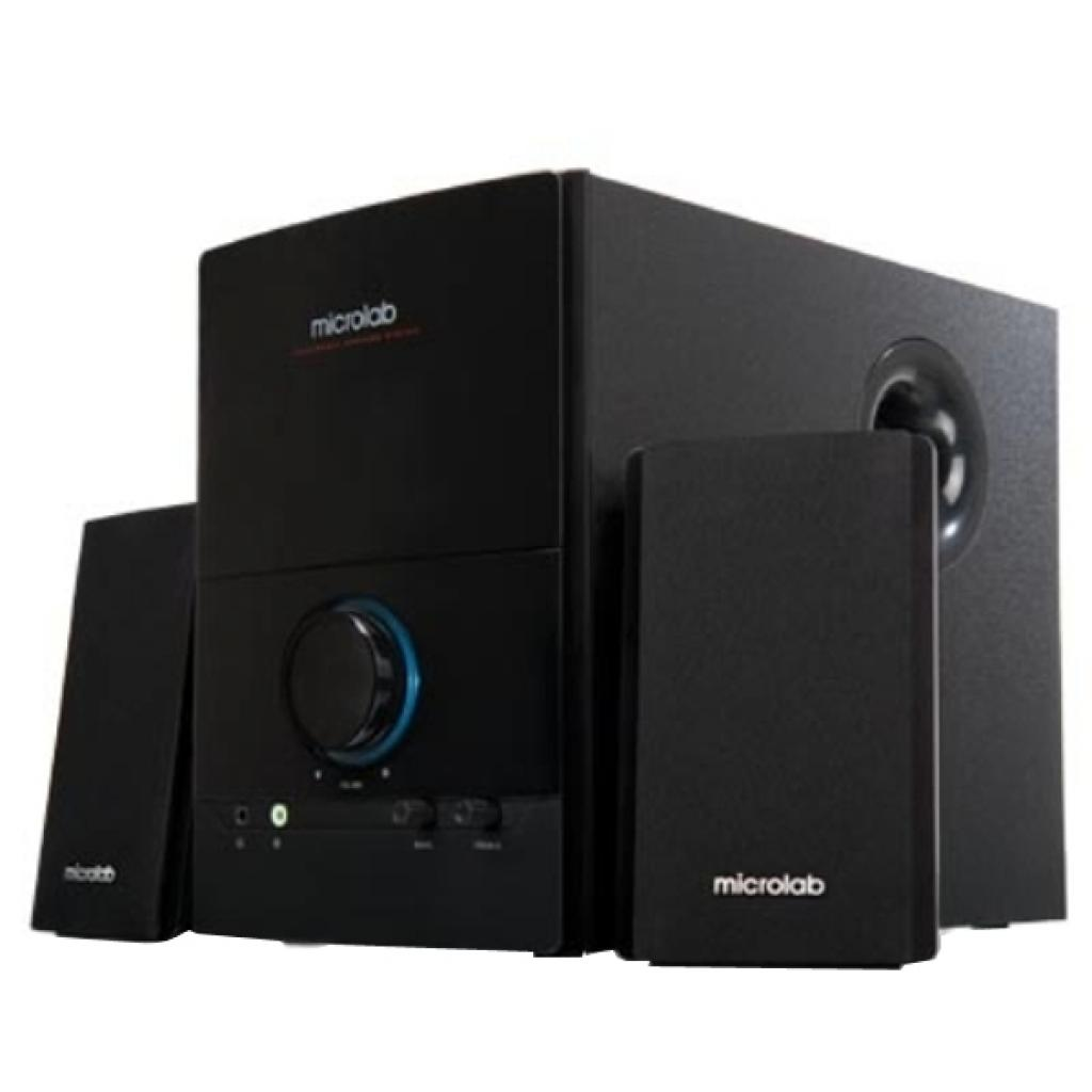 Акустическая система M-500II black Microlab