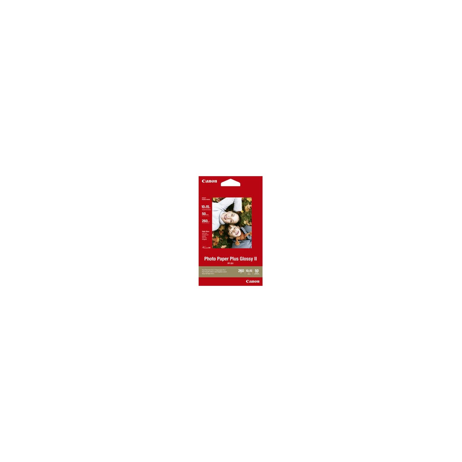 Бумага Canon 10x15 Photo Paper Glossy PP-201 (2311B003)