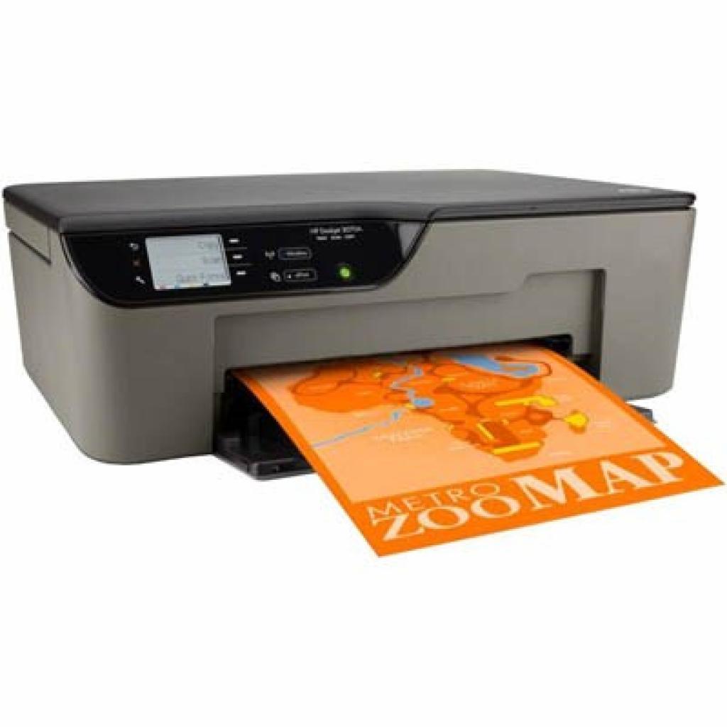 Многофункциональное устройство DeskJet 3070A c Wi-Fi HP (CQ191C)