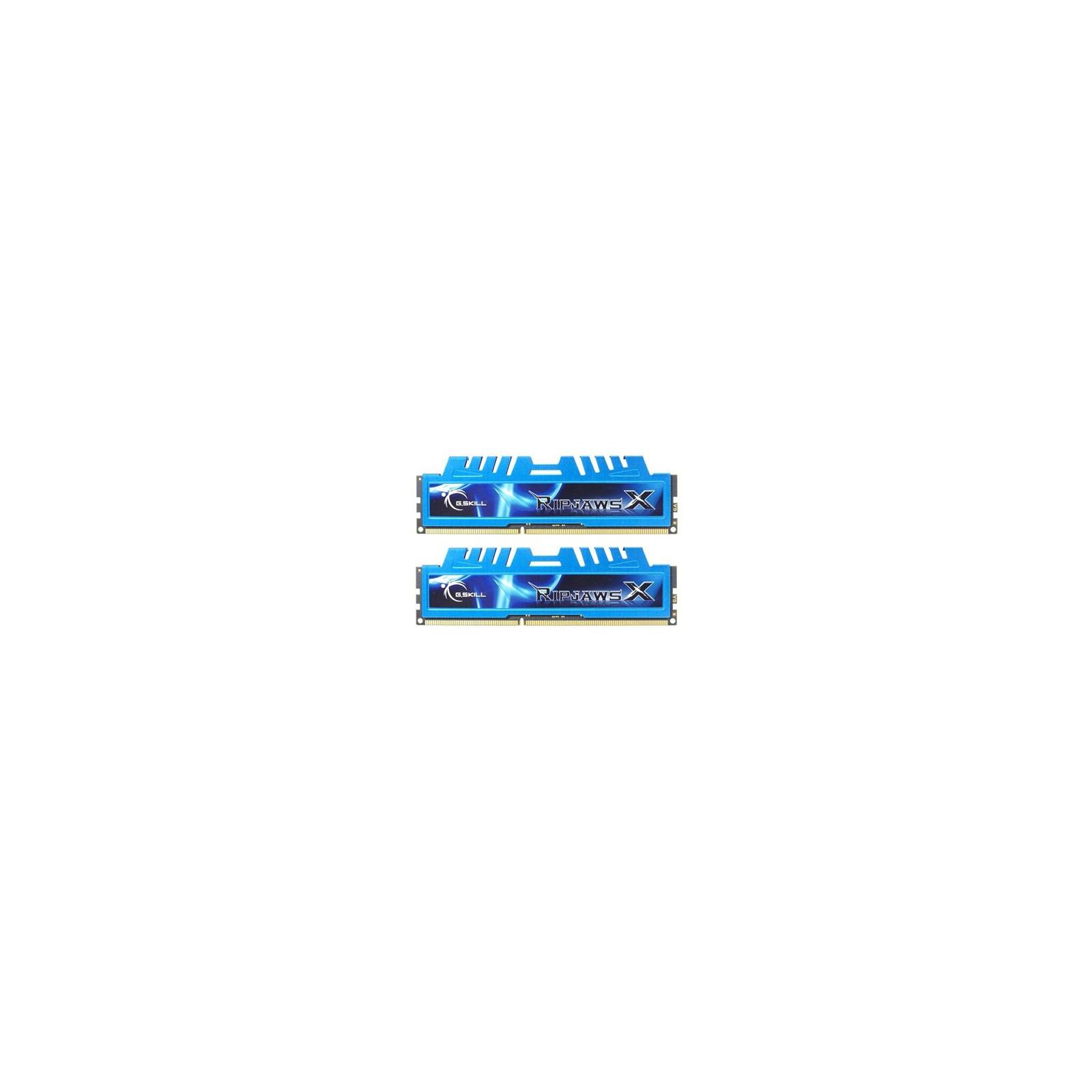 Модуль памяти для компьютера DDR3 4GB (2x2GB) 1333 MHz G.Skill (F3-10666CL8D-4GBXM)